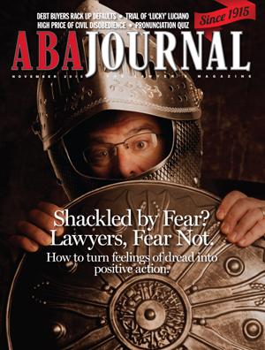 November 2015 ABA Journal
