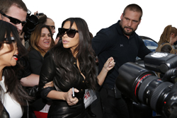 Photo of Kim Kardashian by Reuters/Gonzalo Fuentes