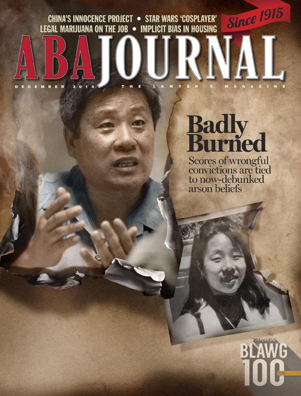 December 2015 ABA Journal
