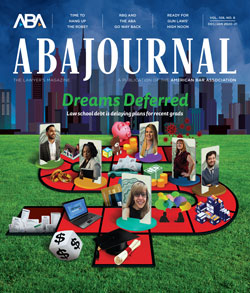 ABA Journal October-November 2020: Moment or Movement