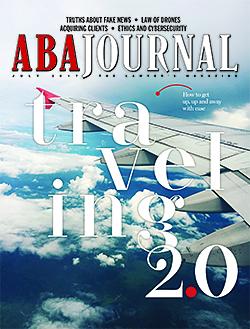 July 2017 ABA Journal