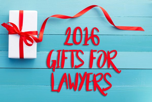 12 gift suggestions for lawyers (gallery)