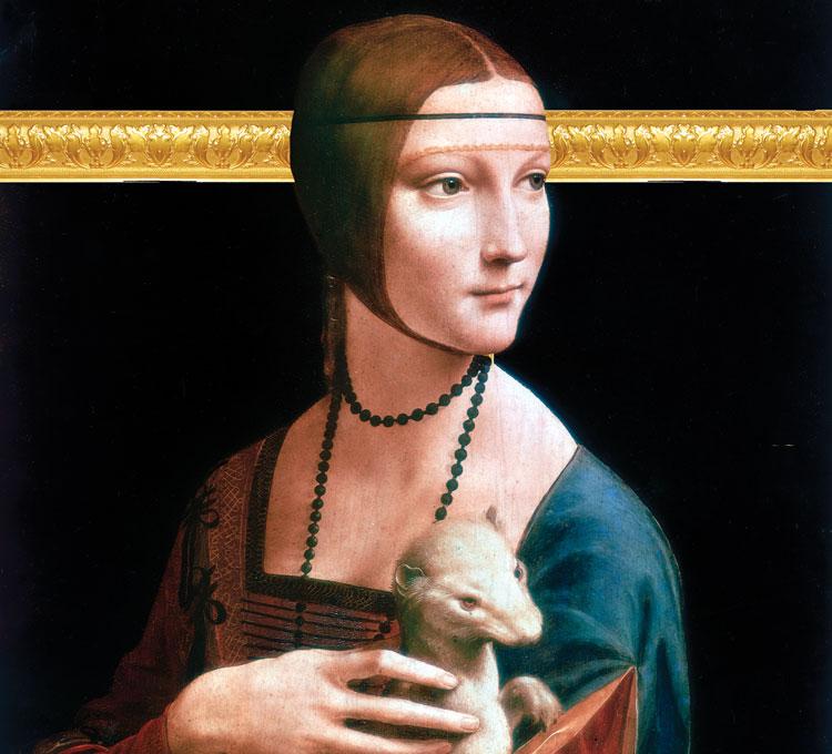 Portrait of Cecelia Gallerani