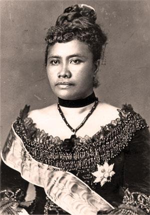 Queen Lili'uokalani