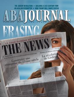 January 2017 ABA Journal