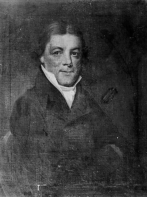 Portrait of John Randolph