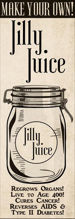 Jilly Juice creator