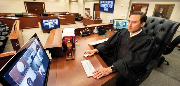 Judge Schlegel