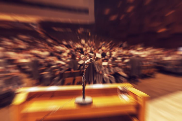 Are you a lawyer with public speaking anxiety? You are not alone