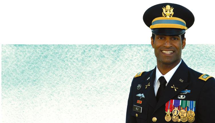 Schiff Hardin partner and former Green Beret leads firm's pro bono pilot program for veterans