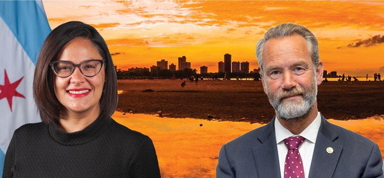 ROSSANA RODRIGUEZ-SANCHEZ & DR. JONATHAN SHERIN