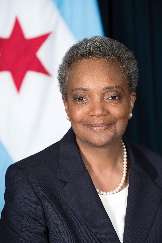 Mayor Lori Lightfoot