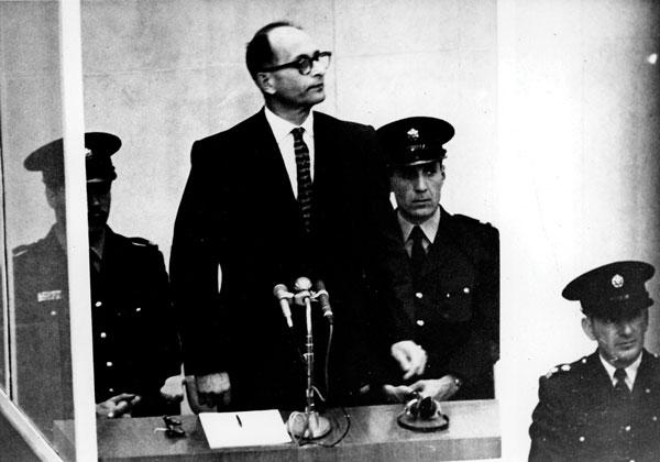 Eichmann at Trial