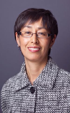 Motoko Aizawa portrait