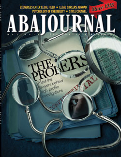 May 2015 ABA Journal