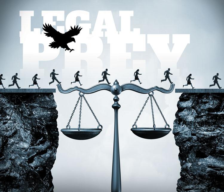 Legal Prey