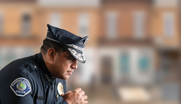 Chief Gabriel Rodriguez