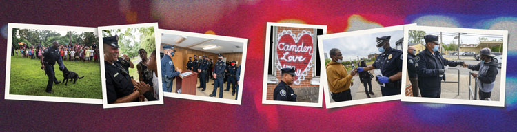 Camden County Officers