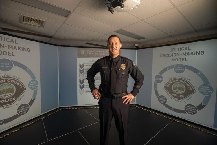 Captain Kevin Lutz