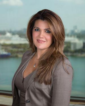 Cuban-American  attorney Aliette Rodz
