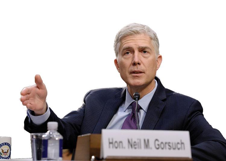 Neil M. Gorsuch