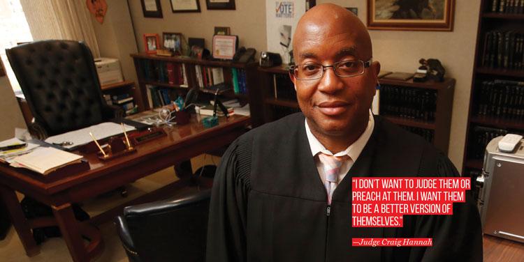 Judge Craig Hannah