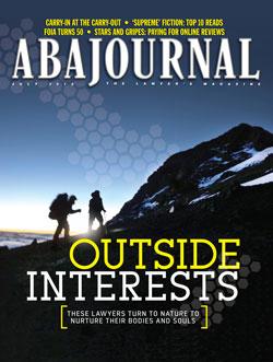 July 2016 ABA Journal
