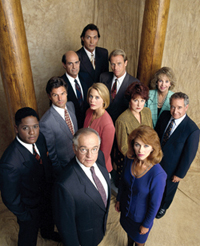 The 25 Greatest Legal TV Shows
