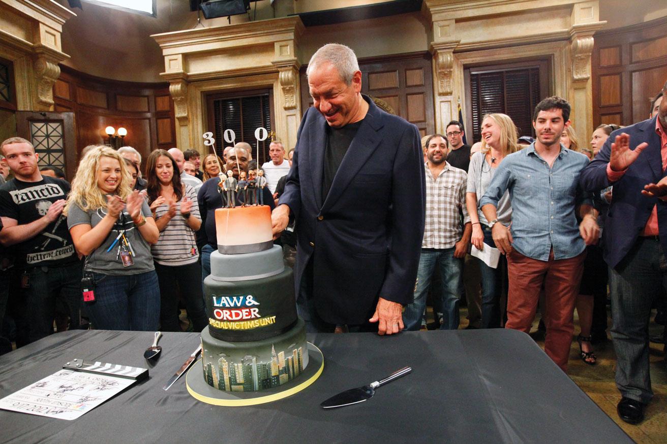 Dick Wolf Celebrates 300 episodes