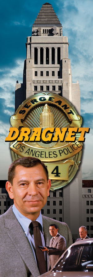 TV producer and actor Jack Webb is credited with taking the Miranda warning mainstream on Dragnet.
