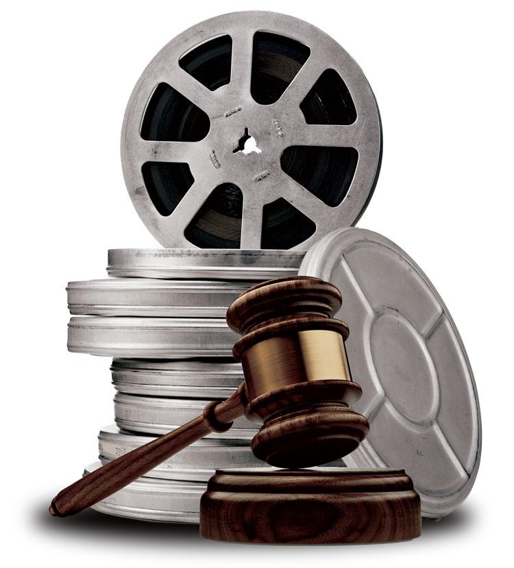 film and gavel