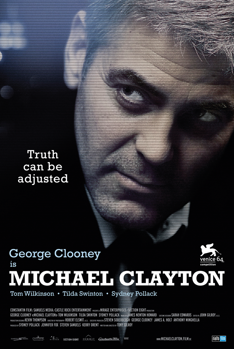 Michael Clyaton Movie Poster