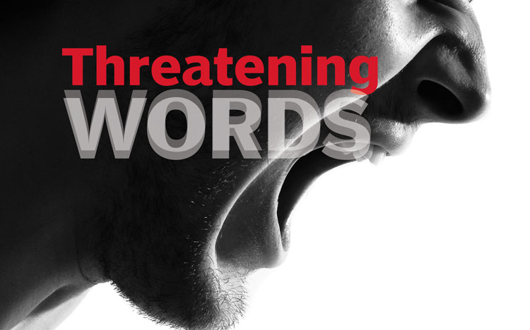 Threatening Words Intro