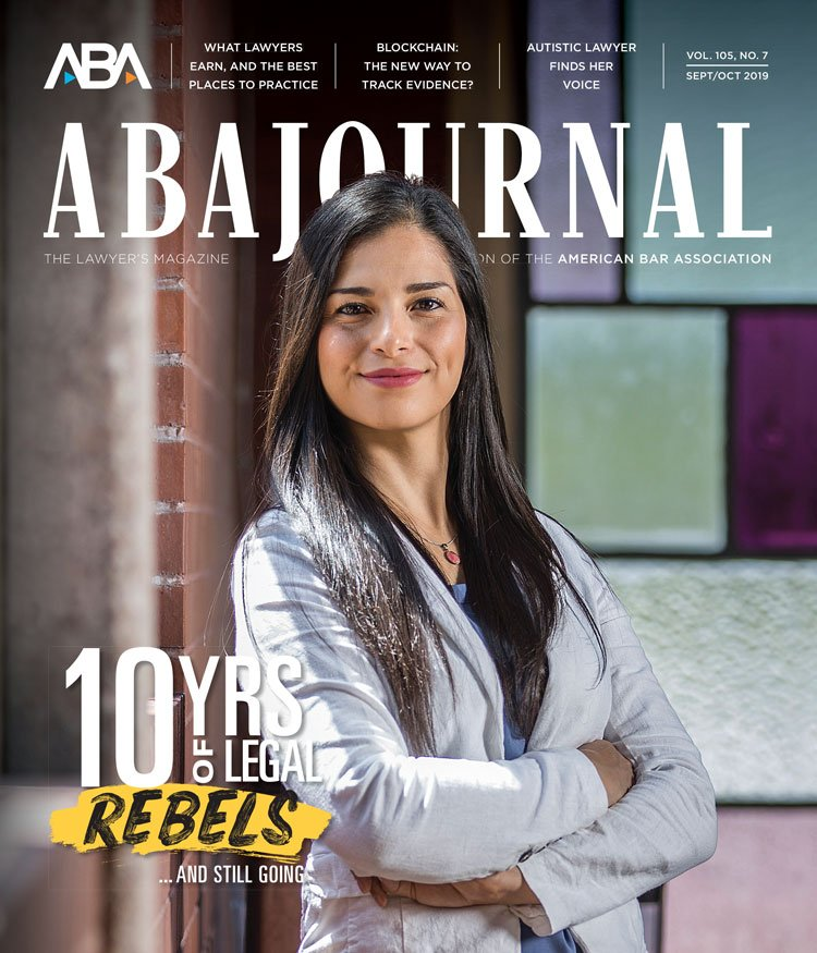 Newest Issue - ABA Journal