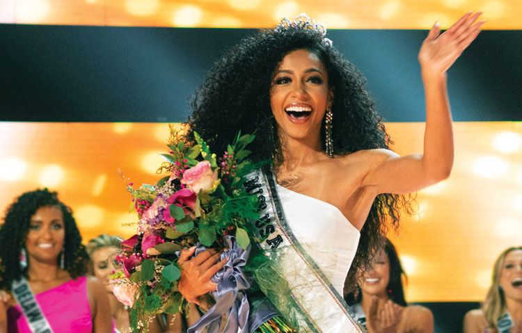 10 Questions: This North Carolina litigator reigns as Miss USA