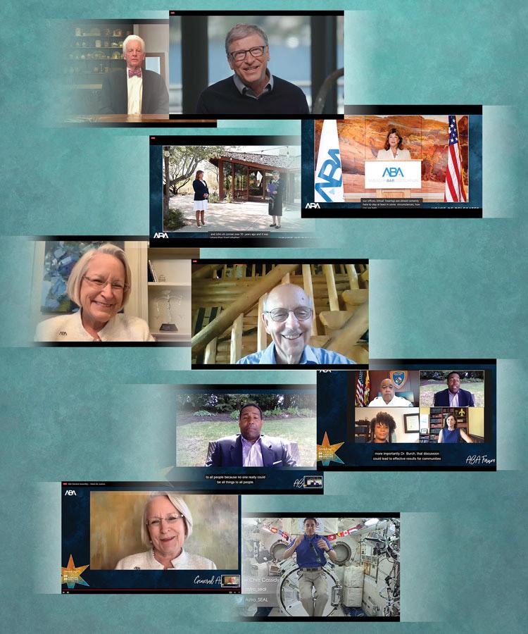 ABA virtual Annual Meeting