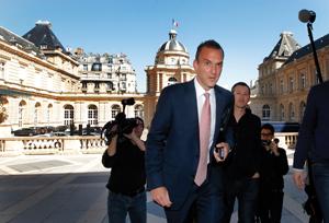 Travis Tygart in Paris