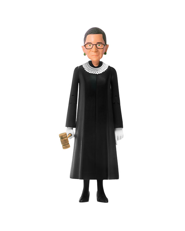 Ruth Bader Ginsburg Action Figure