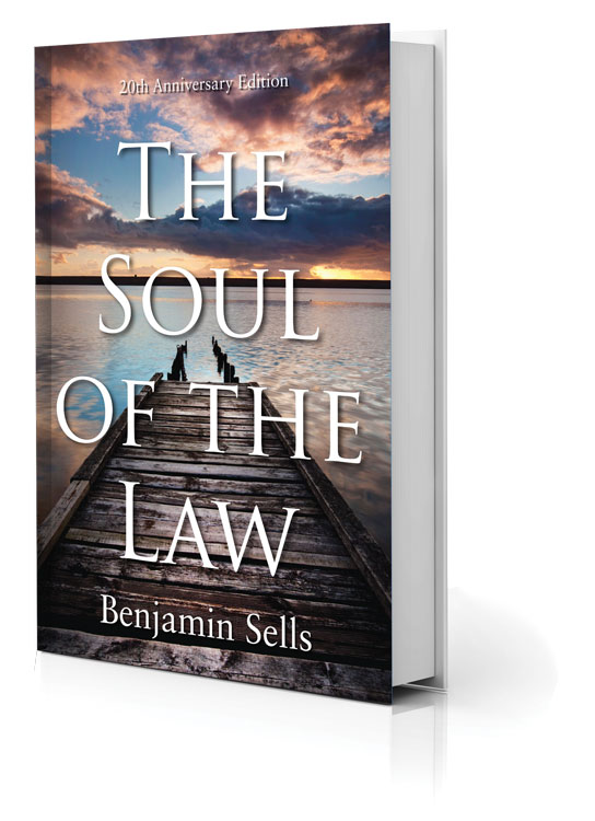 the soul of the law book