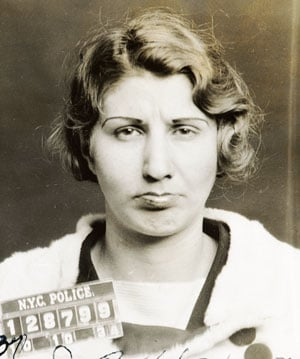 Brown, aka  Mildred Nelson