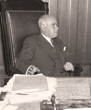 Herbert H. Lehman.