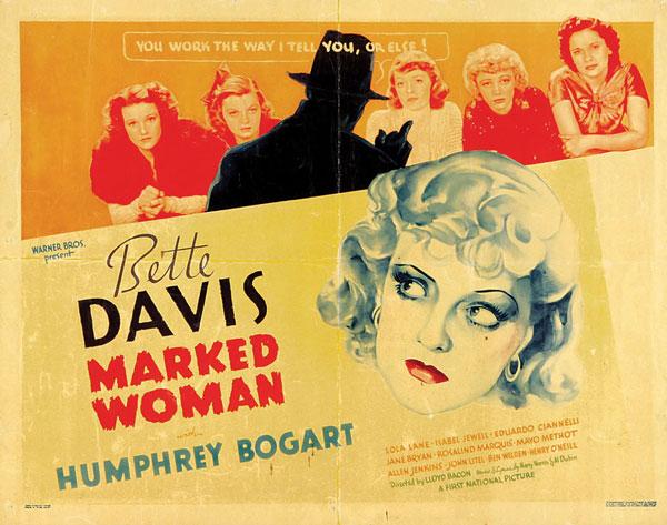 Bette Davis portrayed Cokey Flo in 1937.