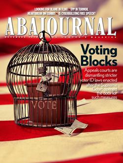 November 2016 ABA Journal