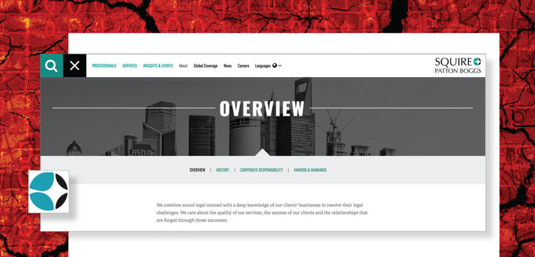 Real Squire Patton Boggs Website