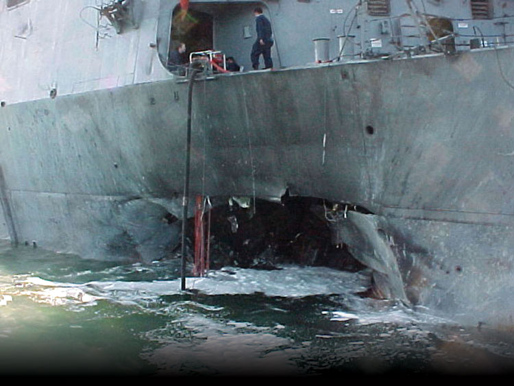 USS Cole Bombing
