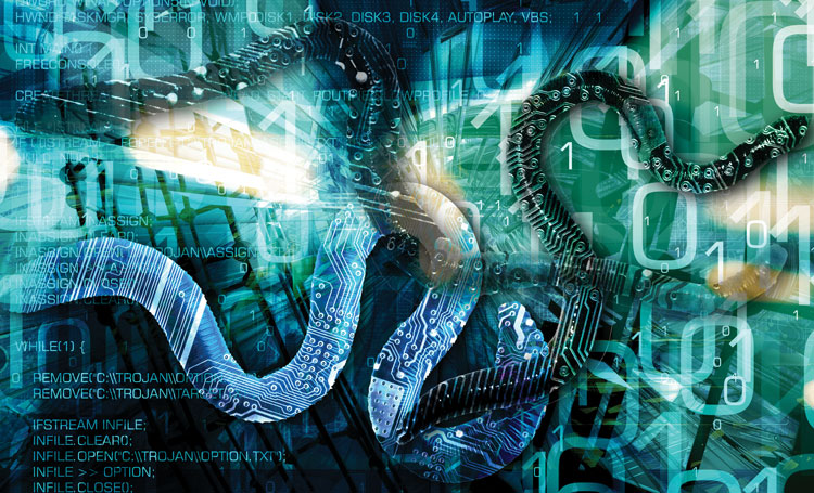 cyber snakes