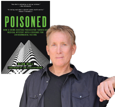 Book Poisoned and Alan Bell