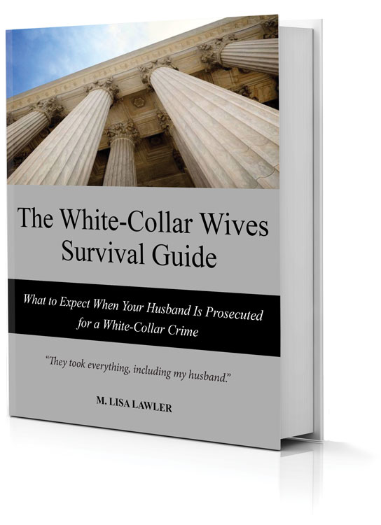 The wives of white-collar crime: Support group aims to help families