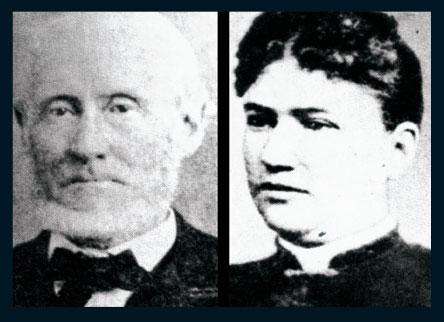 Andrew & Abby Borden