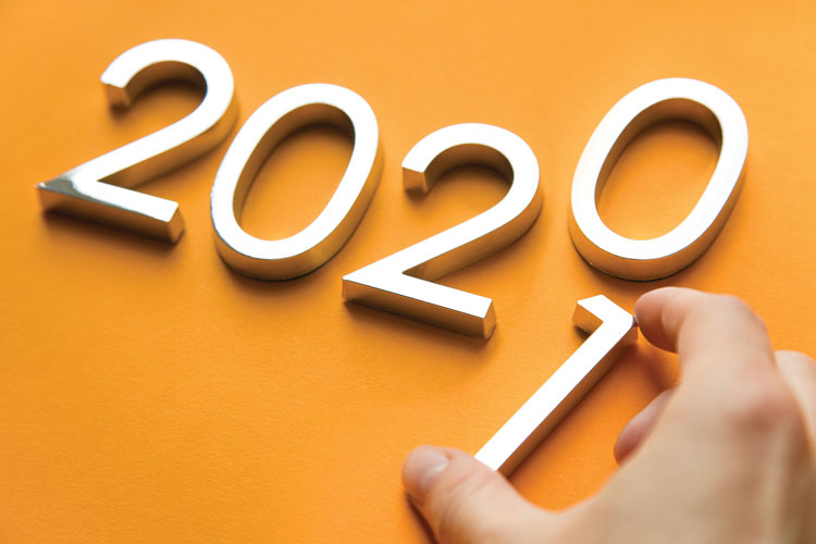 2020 changes to 2021
